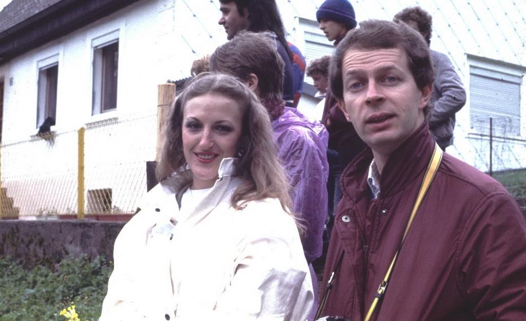 Denis - Maryvonne Bourbach 1982