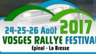 Photos Vosges Rallye Festival 2017 Lien vers la galerie photos Clic