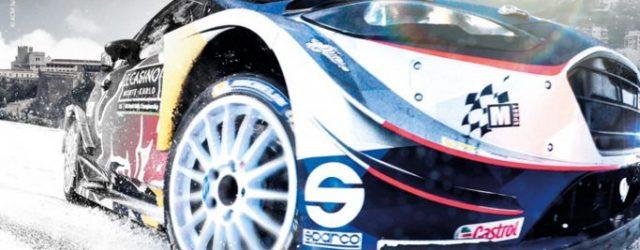 Photos WRC Monte Carlo 2018